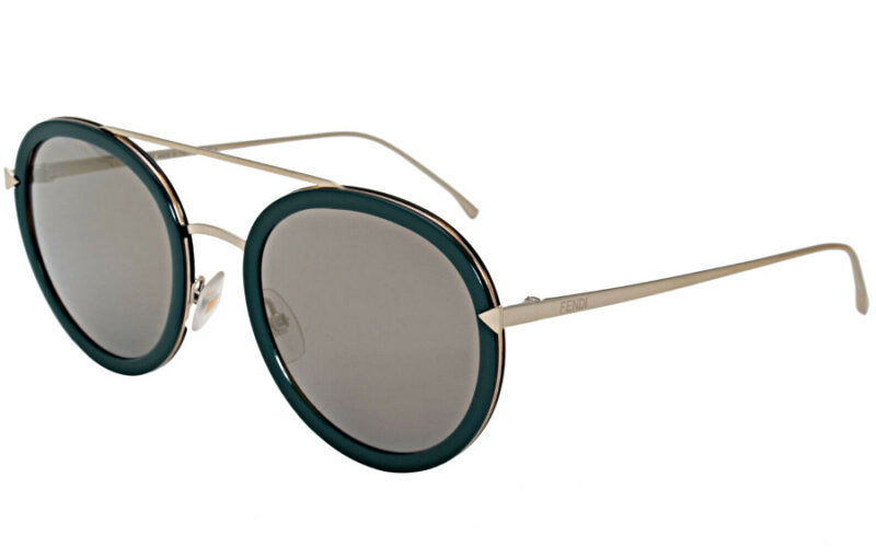FENDI Aviator Sunglasses  FF0156S V59 JO 51