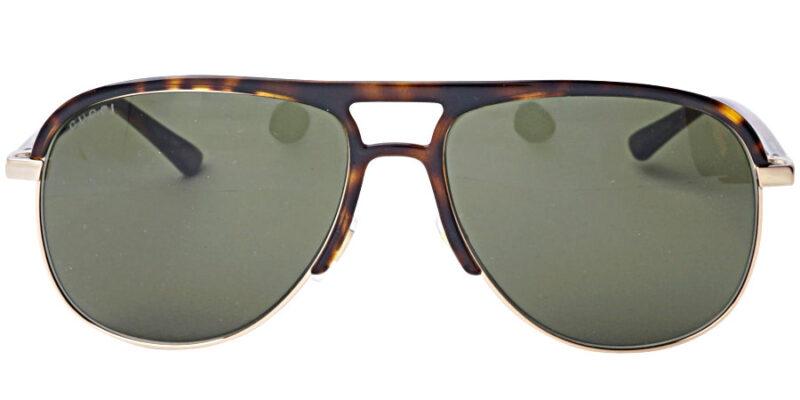 Comprar gafas de sol GUCCI Habana Aviator Polarized GG0292S en la tienda online de gafas de sol Lunic Opticas Vigo