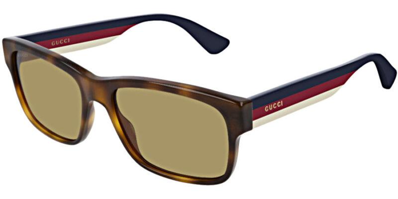 Comprar gafas de sol GUCCI Sensual Romantic Havana GG0340 en la tienda online de gafas de sol Lunic Opticas Vigo