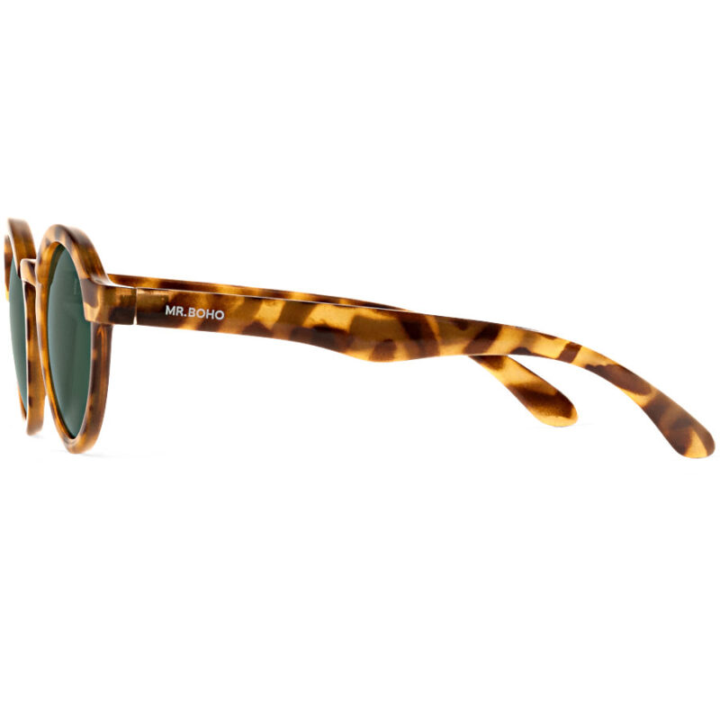 MR.BOHO Dalston High Contrast Tortoise with Classical Lenses