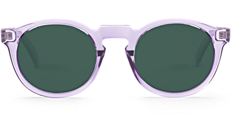Comprar gafas de sol MR.BOHO Joordan Techni Lilac Classical Lenses en la tienda online de gafas de sol Lunic Opticas Vigo