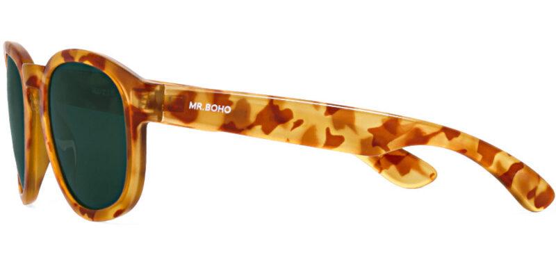 Comprar gafas de sol MR.BOHO Peckam Caramel Classical Lenses en la tienda online de gafas de sol Lunic Opticas Vigo
