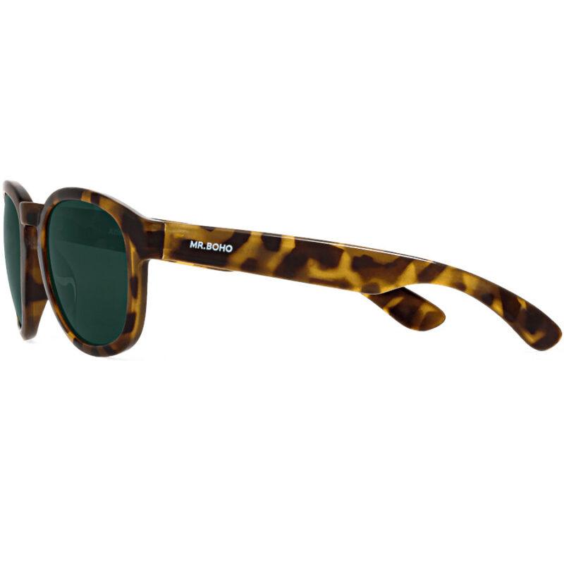 MR.BOHO Peckham High Contrast Tortoise with Classical Lenses