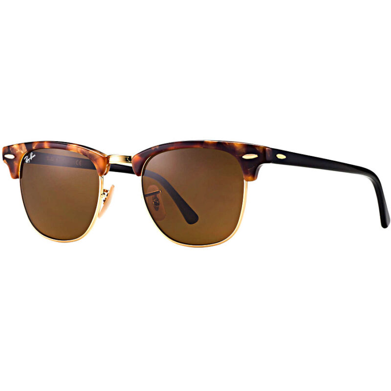 RAY-BAN Clubmaster Fleck Habana Collection RB3016 1160 (53)