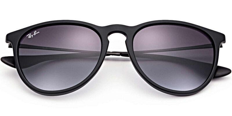 Compra gafas de sol RAYBAN Erika Classic Negro en la tienda online de gafas de sol Lunic Opticas Vigo