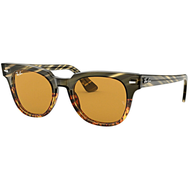RAY-BAN Meteor Striped Habana RB2168 12683L