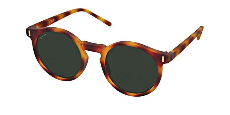 Comprar gafas de sol TIWI Antibes Habana Rubber antirreflejos en la tienda online de gafas de sol Lunic Opticas Vigo
