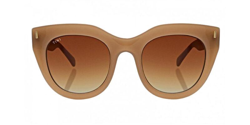 Comprar gafas de sol TIWI Rosetta Shiny Coconut en la tienda online de gafas de sol Lunic Opticas Vigo
