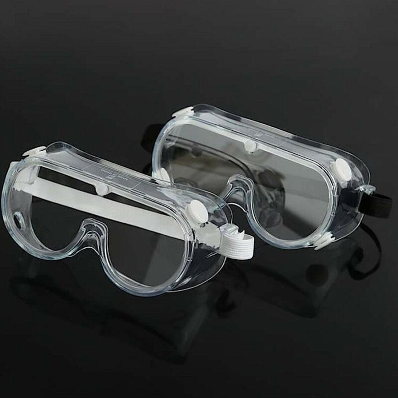 Gafas de Protección COVID-19 (EN166:2002)