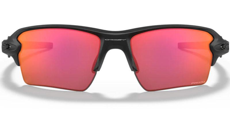 Gafas de sol para hombre OAKLEY Flak 2.0 XL OO9188 A759 frontal abierto