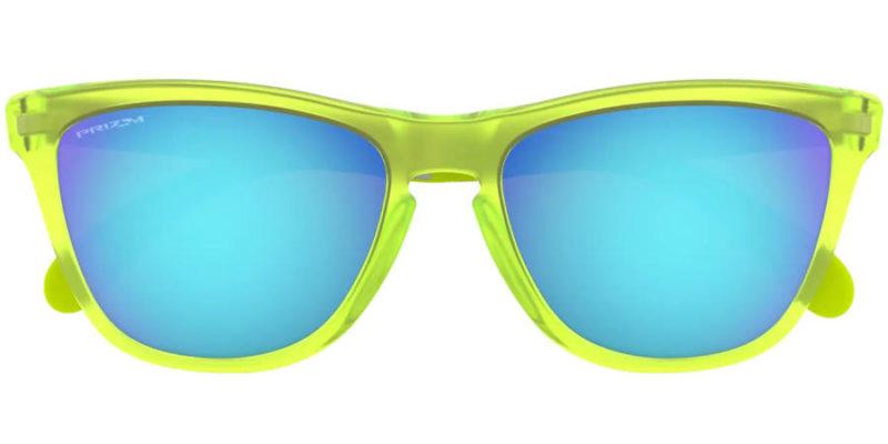 Gafas de sol para hombre OAKLEY Frogskins Mix OO9428 1155 frontal