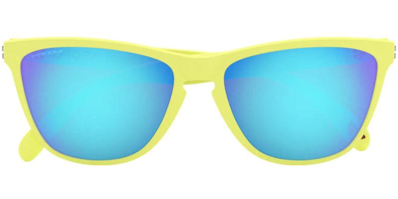 Gafas de sol para hombre OAKLEY Frogskins OO9444 03 35th Anniversary frontal