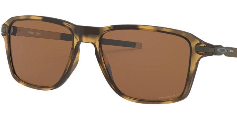 Gafas de sol para hombre OAKLEY Wheel House OO9469 0454 frontal detalle