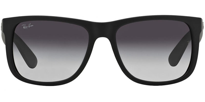 Gafas de sol para hombre RAY-BAN Justin RB4165-6018G (frontal)