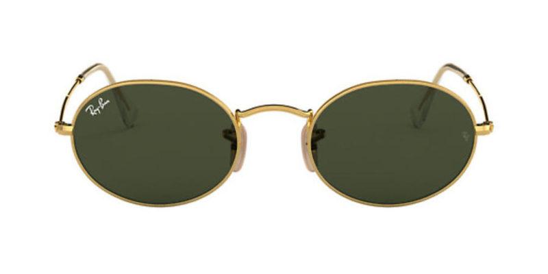 Gafas de sol para mujer RAY-BAN Oval RB3547(frontal)