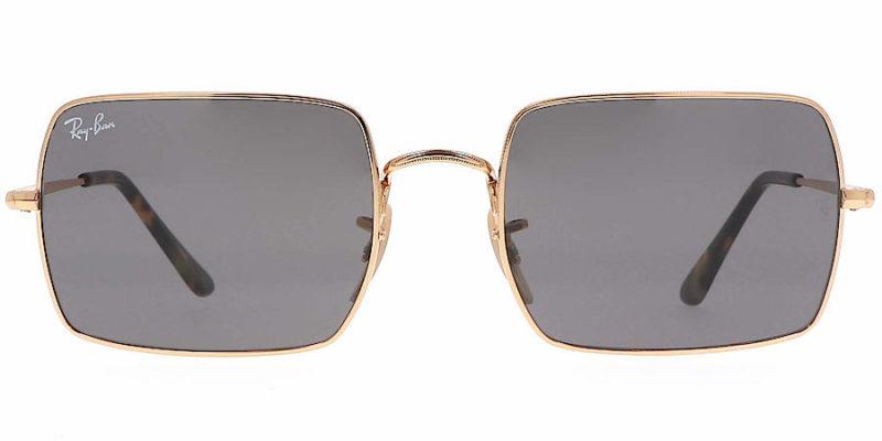 Gafas de sol para hombre y mujer (unisex) RAY-BAN Rectangle RB1969 9150 B1 frontal