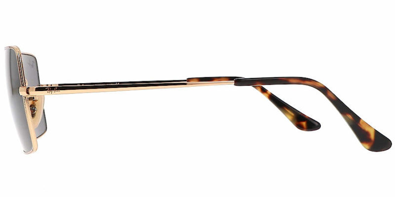 Gafas de sol para hombre y mujer (unisex) RAY-BAN Rectangle RB1969 9150 B1 lateral