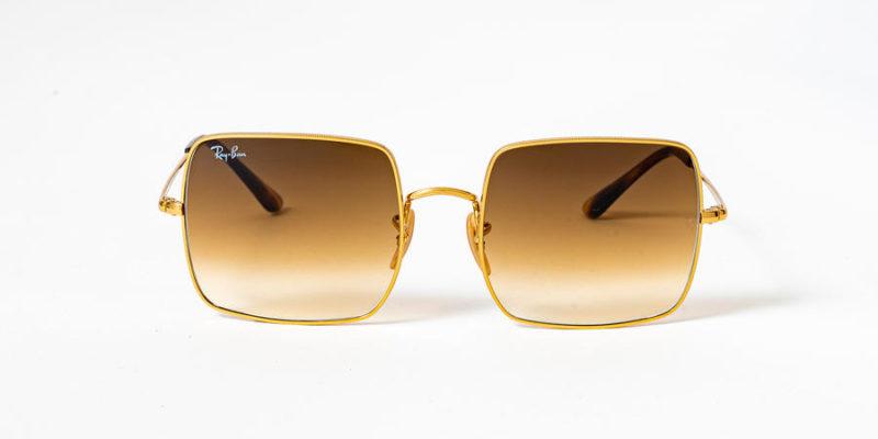 Gafas de sol para mujer RAY-BAN Square Classic RB1791 9147/51 frontal