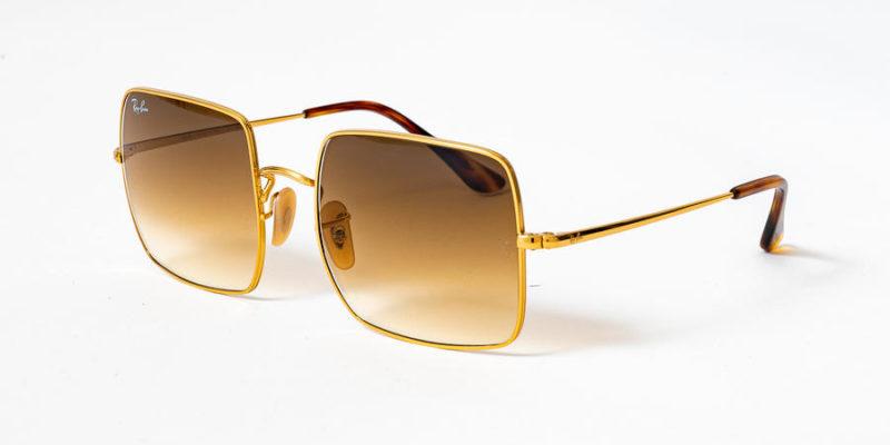 Gafas de sol para mujer RAY-BAN Square Classic RB1791 9147/51 lateral