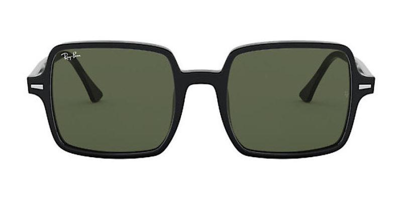 Gafas de sol para mujer RAY-BAN Square II RB1973 901/31 frontal