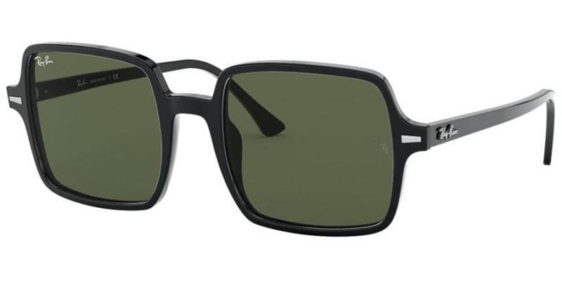 Gafas de sol para mujer RAY-BAN Square II RB1973 901/31 izquierda