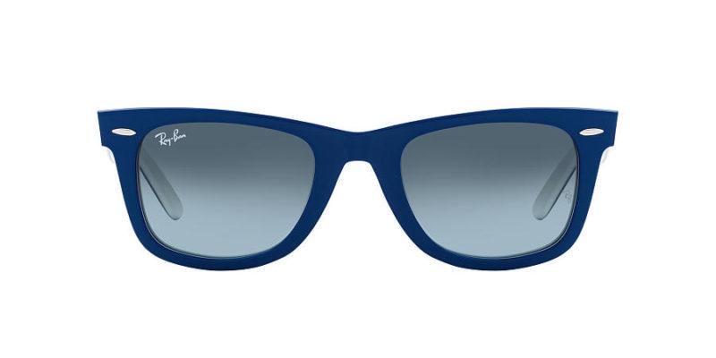 Gafas de sol de hombre y mujer RAY-BAN Wayfarer RB2140 1299-3M frontal