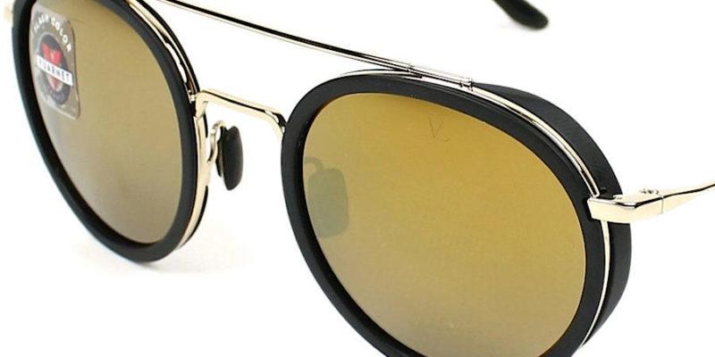 Gafas de sol para hombre VUARNET Edge Ronde VL1613 0001 50 1 izquierda