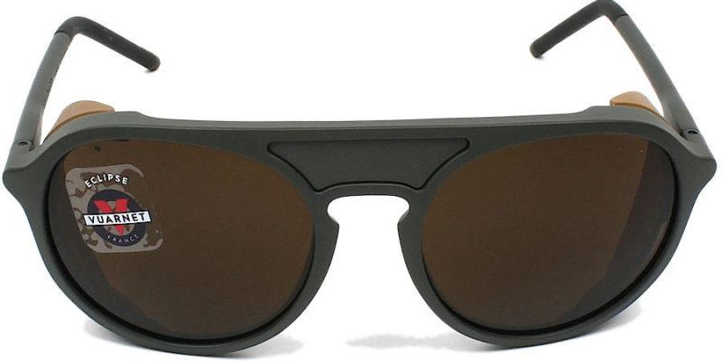 Gafas de sol para hombre VUARNET Ice VL-1709 0004 Eclipse frontal