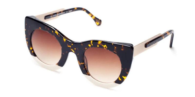 Gafas de sol para mujer LA GOLONDRINA Sweet Dreams 02 lateral